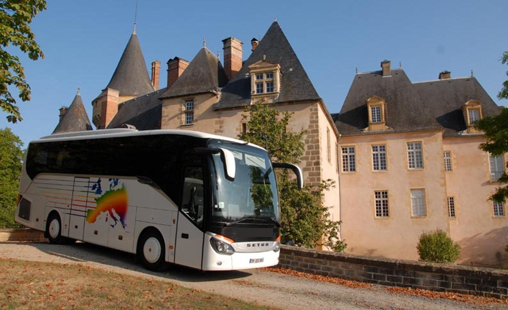 Cars Bleus Organisateur de voyages Mayenne